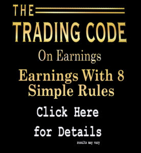 Earnings With 8 Simple Rules